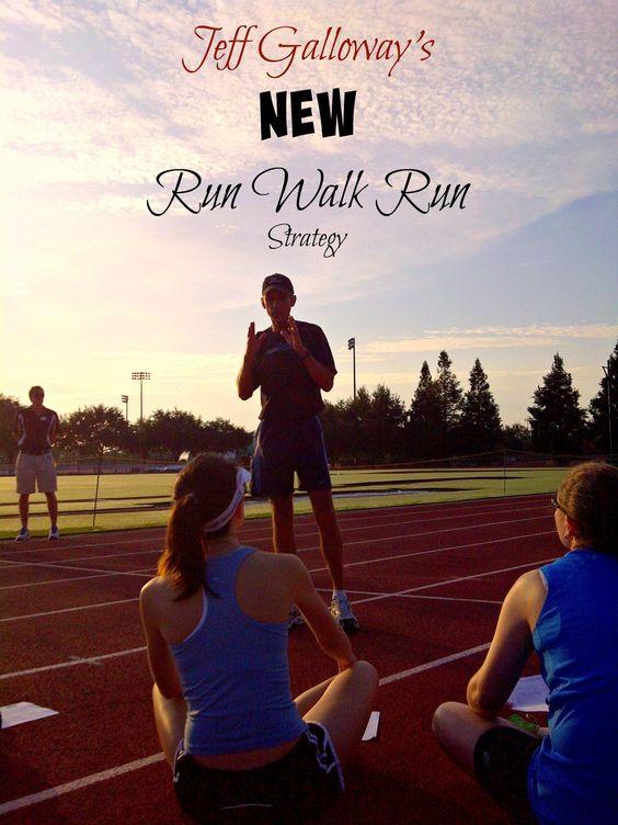Jeff Galloway's NEW Run/Walk Strategy | Jeff Galloway | Run Walk Run | Run | Injury Free