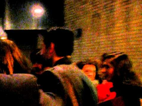 Richard Armitage leaving Old Vic Theatre after doing the 24 Hour Plays