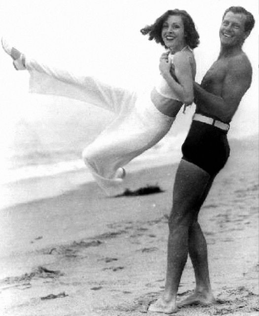 joel mccrea and frances dee
