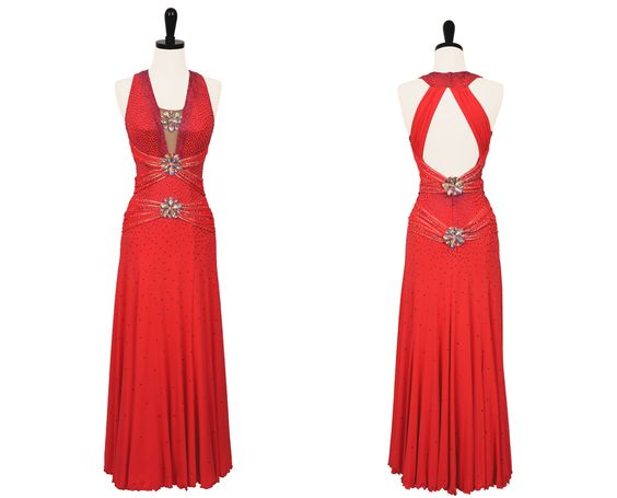 Starstruck | Smooth & Standard Dresses | Encore Ballroom Couture