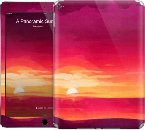 A Panoramic Sunset iPad by Texnotropio | Nuvango