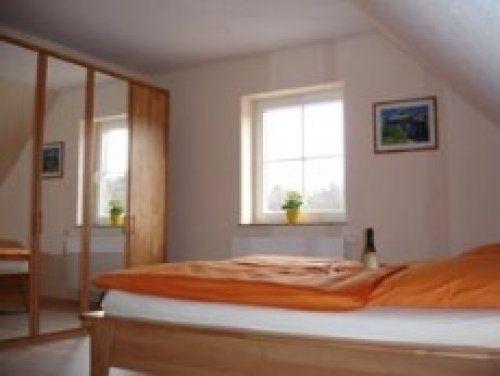 Ferienhaus Sanddorn Rügen - Schlafzimmer
