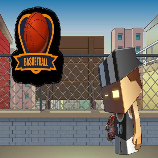 لعبة كرة السلة في الشارع Street Basketball Street Basketball Basketball Fun Games