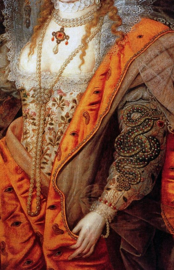 Queen Elizabeth I, Isaac Oliver