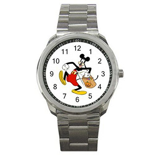 Halloween Clip Art ES9WHLW053 Relojes de pulsera Men's Wristwatches Stainless Steel  ¿Te ha gustado? Visita http://todohalloween.ovh/tienda/halloween-clip-art-es9whlw053-relojes-de-pulsera-mens-wristwatches-stainless-steel/