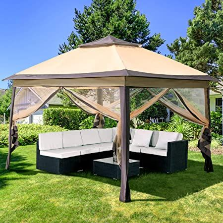 Outdoor Canopy In 2020 Canopy Tent Outdoor Canopy Outdoor Gazebo