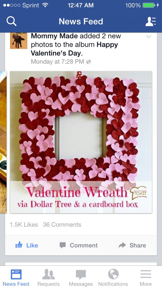 valentines day decor for sale
