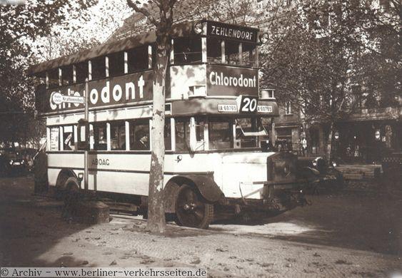 Omnibus der ABOAG