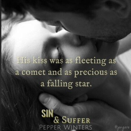Sin & Suffer by Pepper Winters #ArthurKillian #CleoPrice #PureCorruption