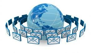 Open and click-through rates are common metrics used to evaluate the success of email campaigns.