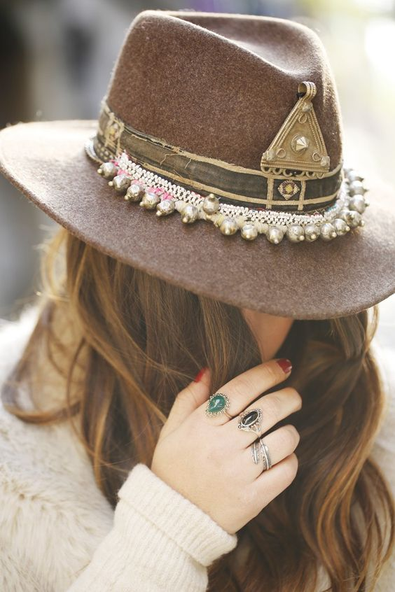 LOVE FOR THIS HAT: