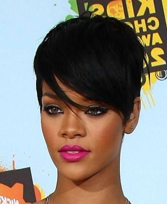 Easy Hairstyles 25 Short Hairstyles Images 2014 Short Hairstyles Images 2014 Of Unbelievable Short Black Hairsty In 2020 Short Hair Styles Hair Styles 2014 Hair Styles