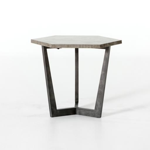 Quentin End Table End Tables Black Coffee Tables Mid Century Modern Side Table