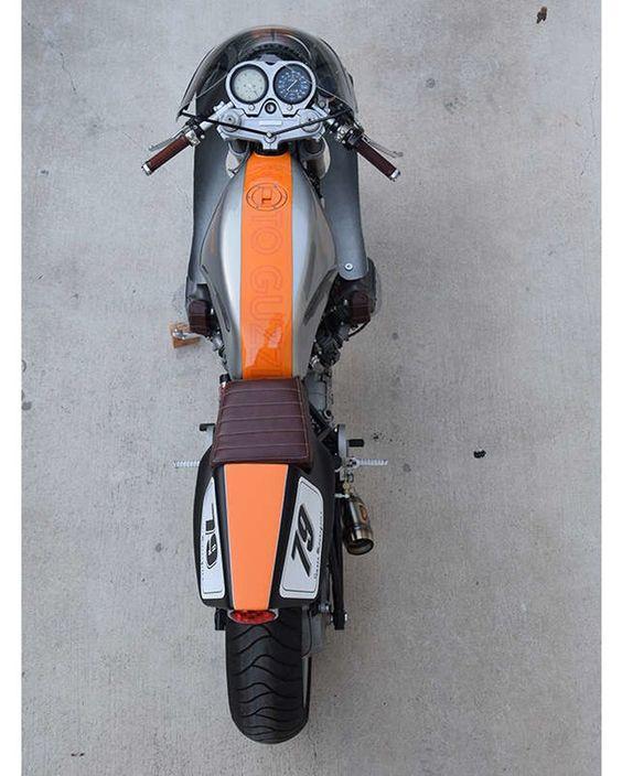 Moto Guzzi Cafe Racer - Stasis Motorcycles #motorcycles #caferacer #motos | caferacerpasion.com