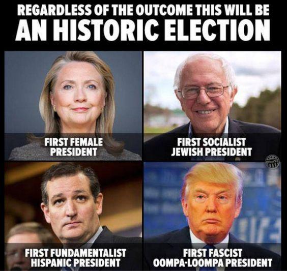 Hillary Vs Trump Funny Meme : Funny political memes best donald trump