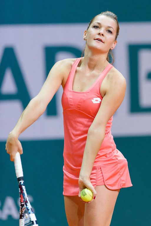 The New Female Outfit Is This The Right Tennis Outfit For You Tennisspieler Sportler Sport