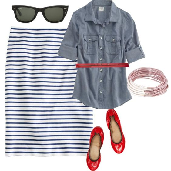 """""""4th"""" by staceyjean22 on Polyvore  Wearing today"""