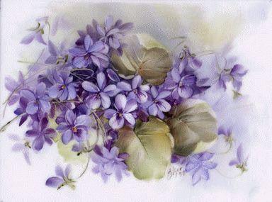 Violets: