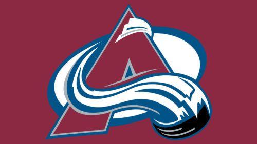 The Team S Media Guide Colorado Avalanche Logo Colorado Avalanche Hockey Logos