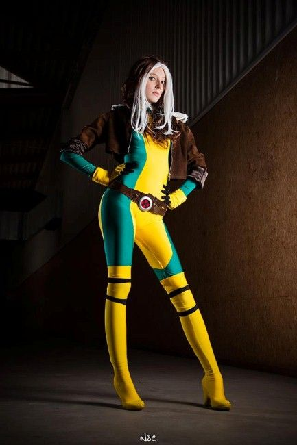 Rogue Cosplay Shows the Beauty of Mutants!