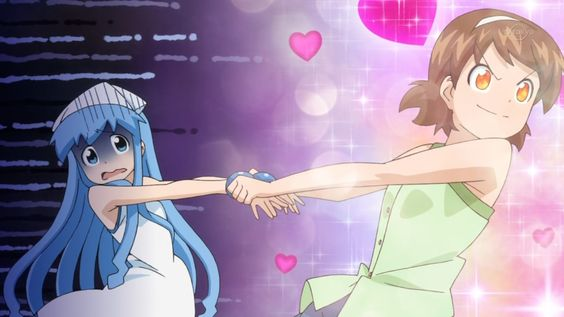 Stella2014 images Squid Girl HD wallpaper and background photos ...