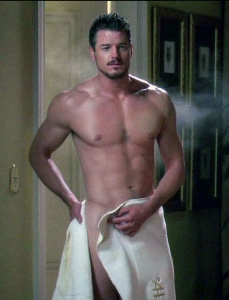 Eric Dane - Dr. McSteamy, I had forgotten about him