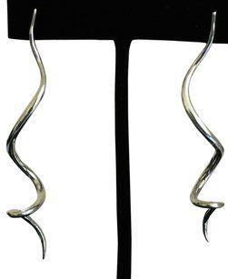 RLM spiral earrings 1980