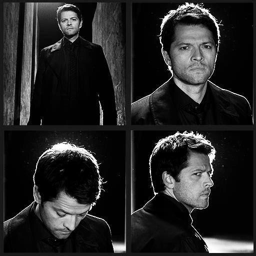 #Supernatural Misha Collins <3