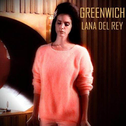 Lana Del Rey #LDR #Greenwich