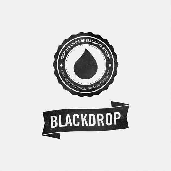 Blackdrop Studios Badge