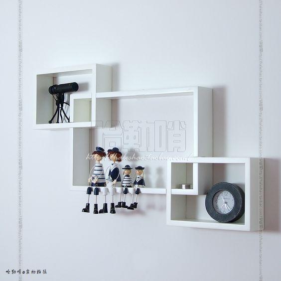 Pinterest de idee ncatalogus voor iedereen - Muur plank onder tv ...