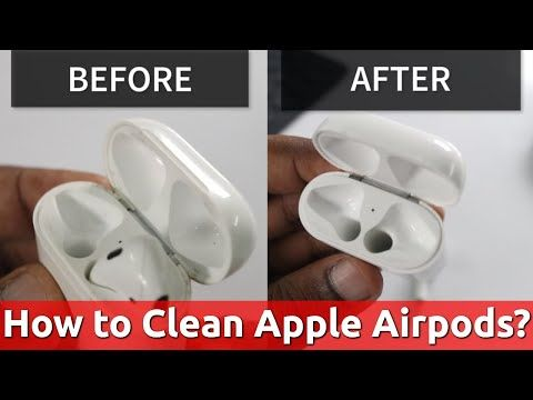How To Clean Airpods Ear Wax And Dusts Properly Youtube Cleaning Useful Life Hacks Ear Wax