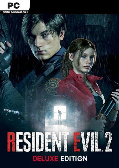 Pre Order Resident Evil 2 In 2020 Spel Eng