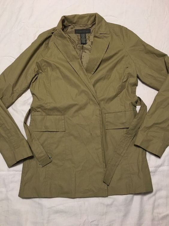 Details about Banana Republic Women's XS Extra Small Pea Coat ...