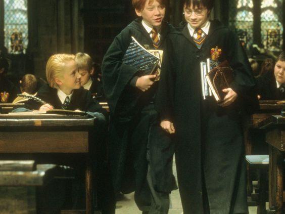 Drago Ron Et Harry Harry Potter Harry Potter Song Harry Potter Cast