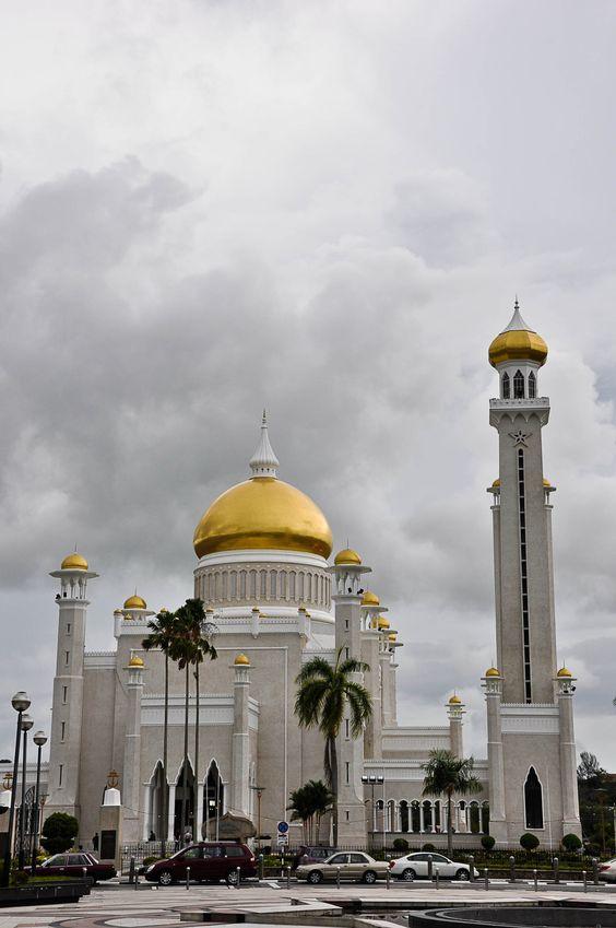 مسجد عمر بروني