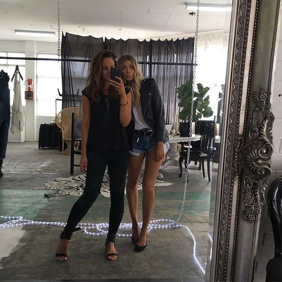 @theyallhateus land today doing our online store buying @oneteaspoon_ can't wait to show you what's coming ! @elle_ferguson