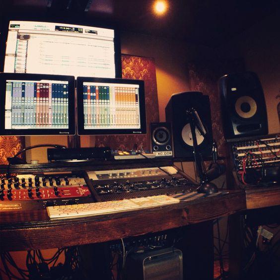 151 Home Recording Studio Setup Ideas