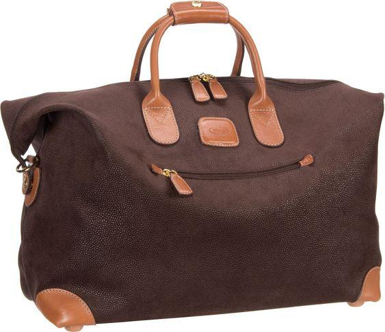 Bric´s Life Reisetasche 46 Moro Cuoio - Handgepäck