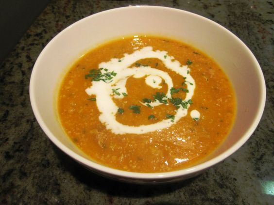 Pumpkin Sausage Soup In a large stock pot, heat ghee over medium high heat. Add chopped sweet yellow onion and sliced mushrooms. Cook until onions become translucent.Add breakfast sausage ... CLICK FOR FULL RECIPE