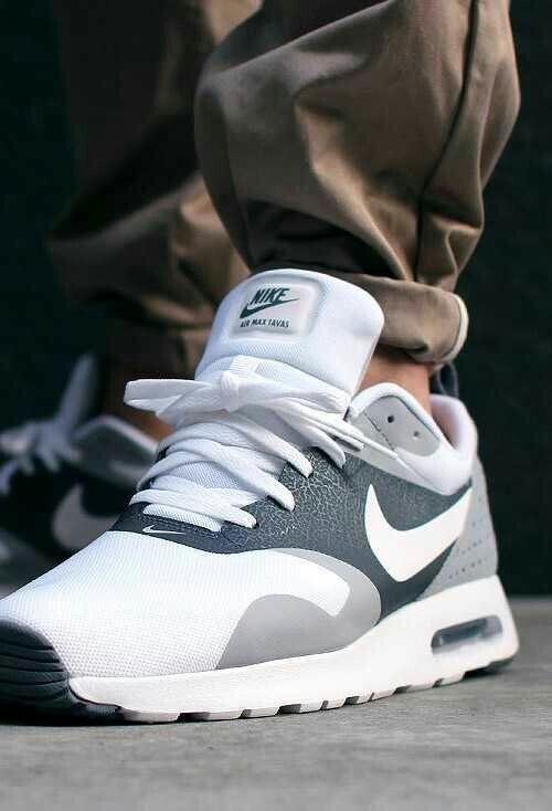 Tenis Nike Air Max Tavas Hombre + Envio Gratis Originales