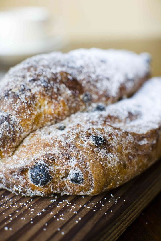 This classic bread from Germany can't be any better than this version from Big Sur Bakery.