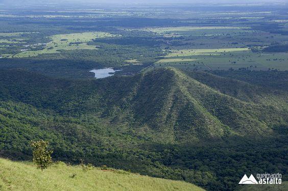 Mirante do Centro Geodésico da América do Sul  http://wp.me/p2Wczf-QX