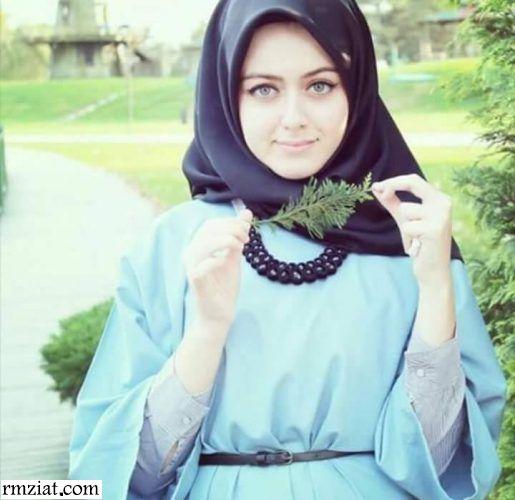 اجمل رمزيات بنات محجبات 2018 Street Hijab Fashion Fashion Girl Hijab