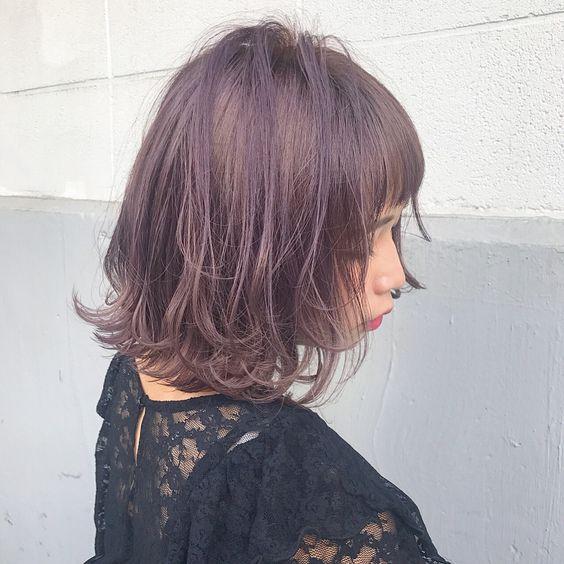 ラベンダーアッシュ . 透明感と艶感と求める色の表現力。めちゃ綺麗です^ ^ 花さんいつも本当にありがとうございます^ ^ 素敵な髪色楽しでくださいね^ ^ . 担当 creative designer 【落合健二】の作るSTYLE ??? @kenjikunn1 https://www.instagram.com/kenjikunn1/?ref=badge . ぜひ落合に髪をやってもらいたい方、 ご予約やご相談、お仕事のご依頼、ご質問、等ありましたら、DMまたはLINEにてご連絡お待ちしてますね☆ . 絶対に可愛くします!!