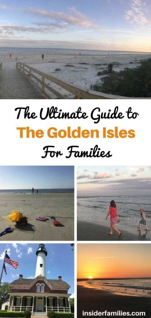 Ultimate Guide To The Golden Isles Of Georgia With Images