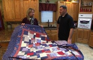 Quilts of Valor in Iowa