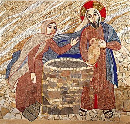 Third Sunday of Lent Do I thirst for God?