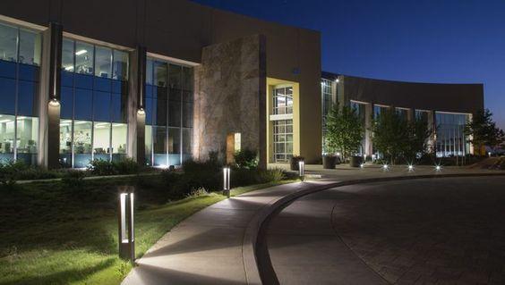 architectural bollard lights - Google Search