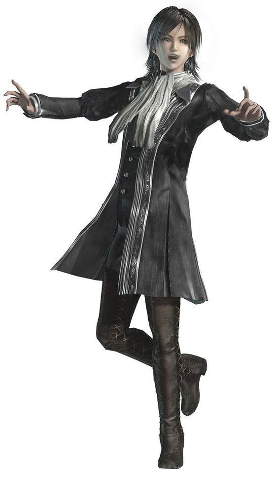 Jean-Paulet from Resonance of Fate